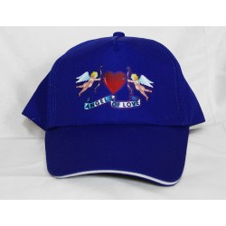 AngelsOfLove Hats blue