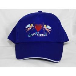 AngelsOfLove Hats blue