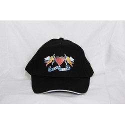 AngelsOfLove Hats nero